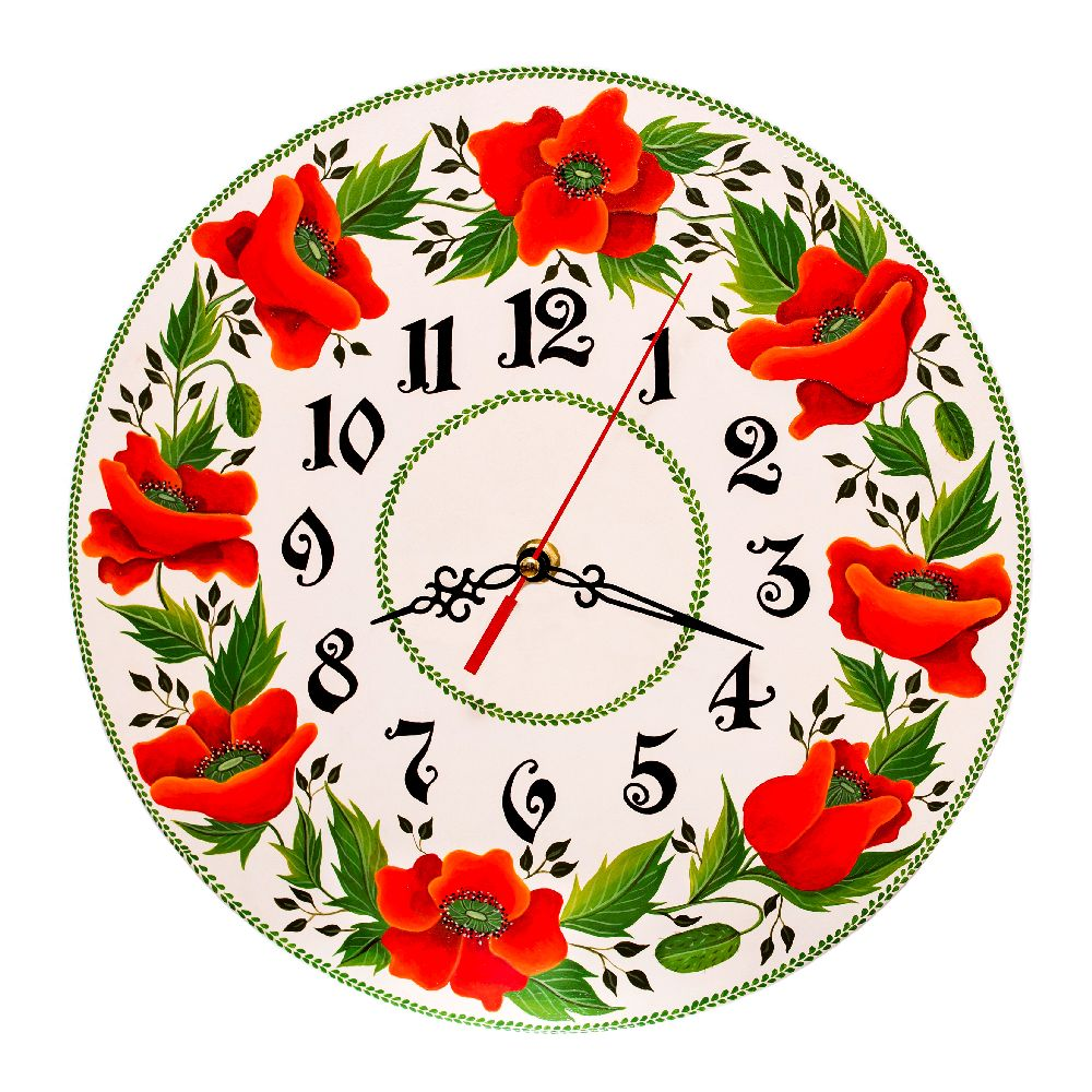 adelaparvu.com despre ceasuri pictate manual, artist Cosmina Lucaciu, Pictura Decorativa Onesti, Foto Fotoclipa (11)