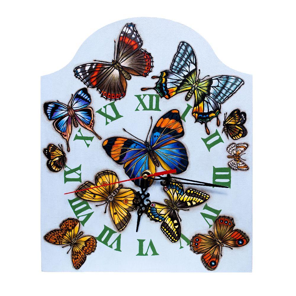 adelaparvu.com despre ceasuri pictate manual, artist Cosmina Lucaciu, Pictura Decorativa Onesti, Foto Fotoclipa (4)