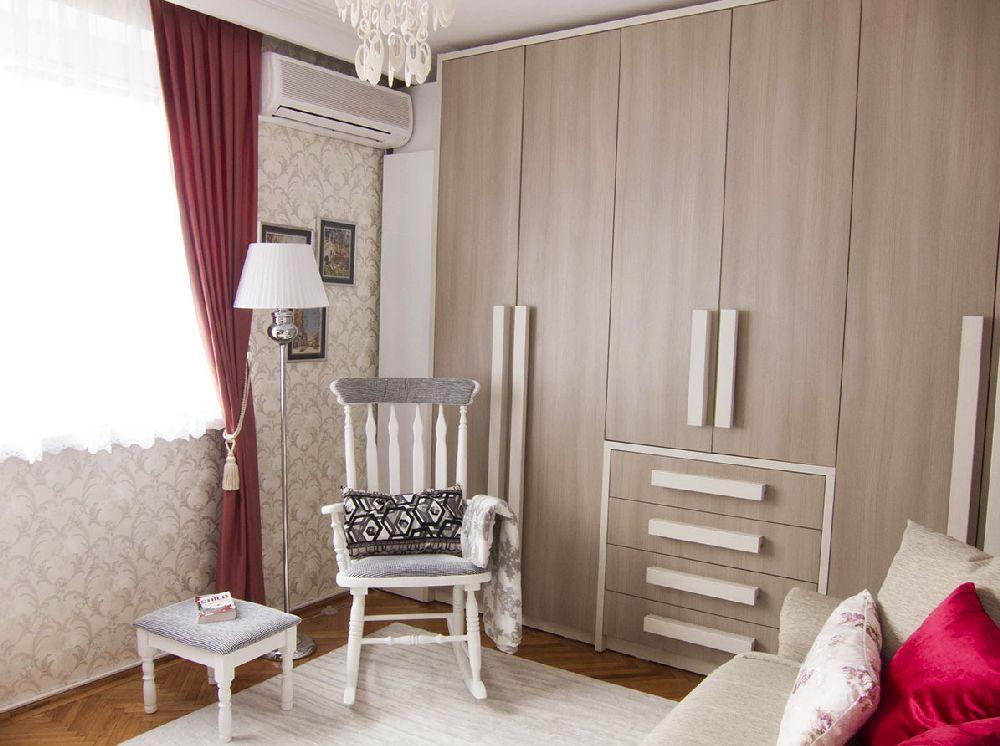 adelaparvu.com despre reamenajare apartament 3 camere Bucuresti, designer Adriana Croveanu (2)