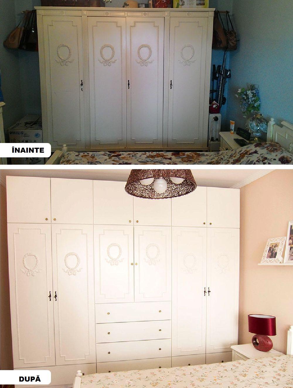 adelaparvu.com despre reamenajare apartament 3 camere Bucuresti, designer Adriana Croveanu (34)