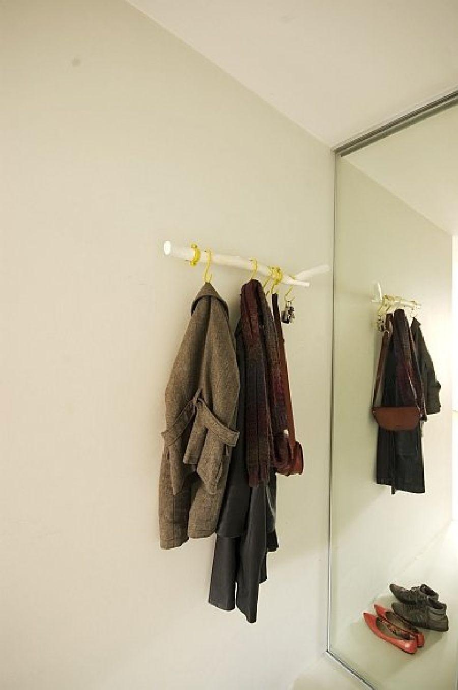 adelaparvu.com despre apartament 41 mp cu doua paturi matrimoniale, design interior arh Daria Pietryka (19)