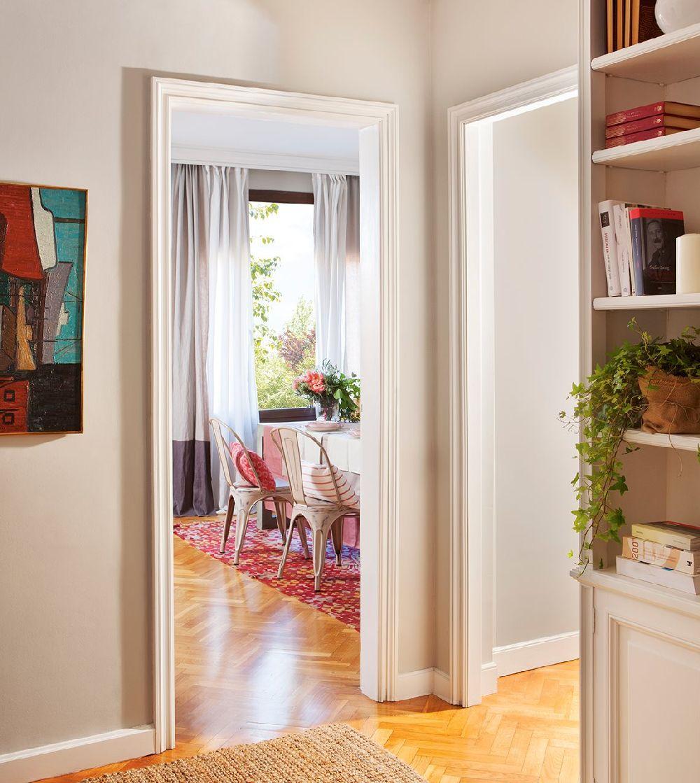 adelaparvu.com despre apartament in stil clasic actual, design interior Cristina Artiach, Foto ElMueble (1)