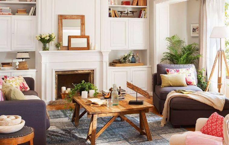 adelaparvu.com despre apartament in stil clasic actual, design interior Cristina Artiach, Foto ElMueble (10)
