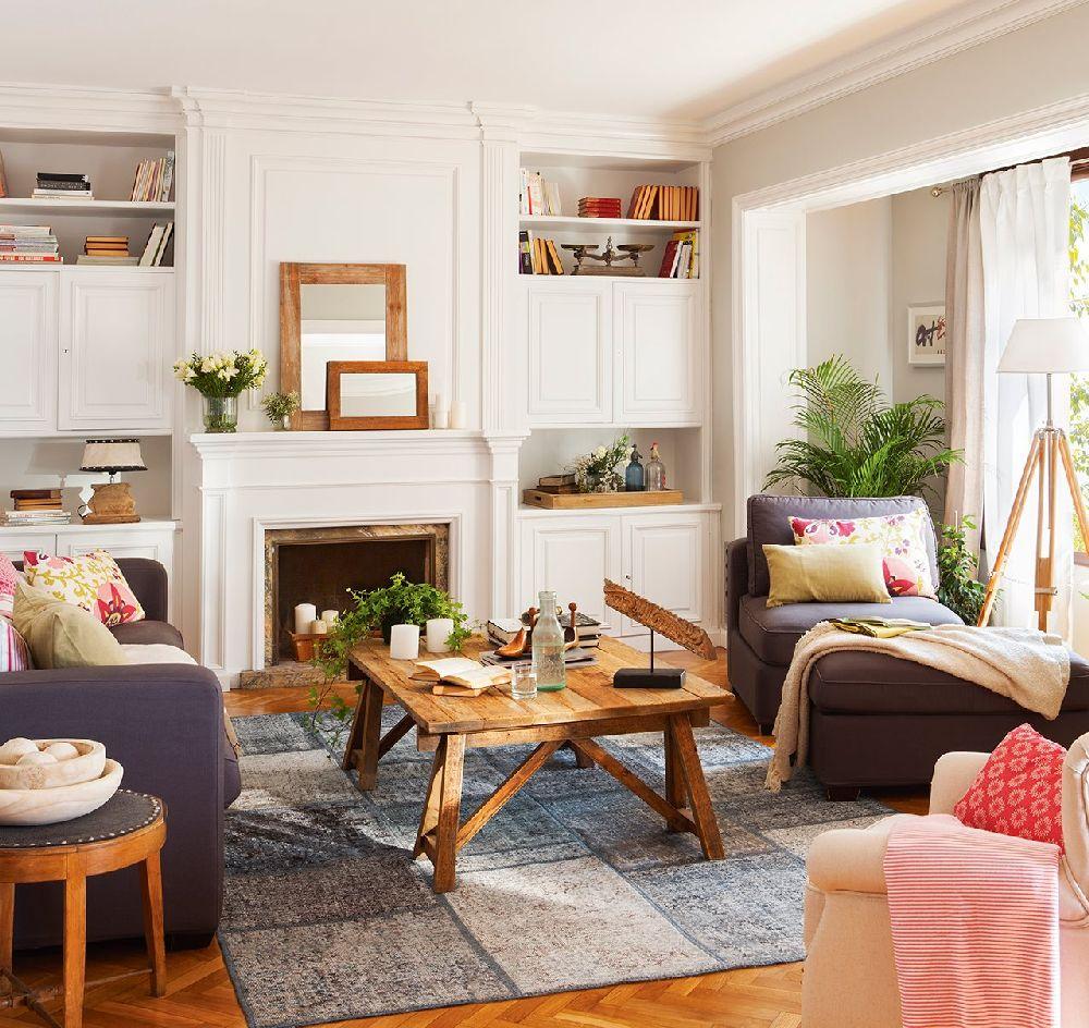 adelaparvu.com despre apartament in stil clasic actual, design interior Cristina Artiach, Foto ElMueble (8)
