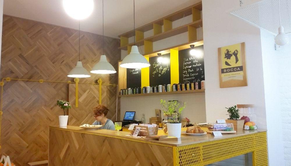 adelaparvu.com despre cafeneaua Arome, Bucuresti, design interior Silvia Diaconu, Bogdan Gogoci (12)