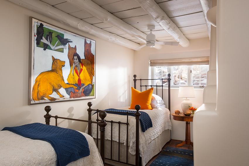adelaparvu.com despre casa in Santa Fe, design interior Violante & Rockford Interiors, Foto Wendy McEahern (3)