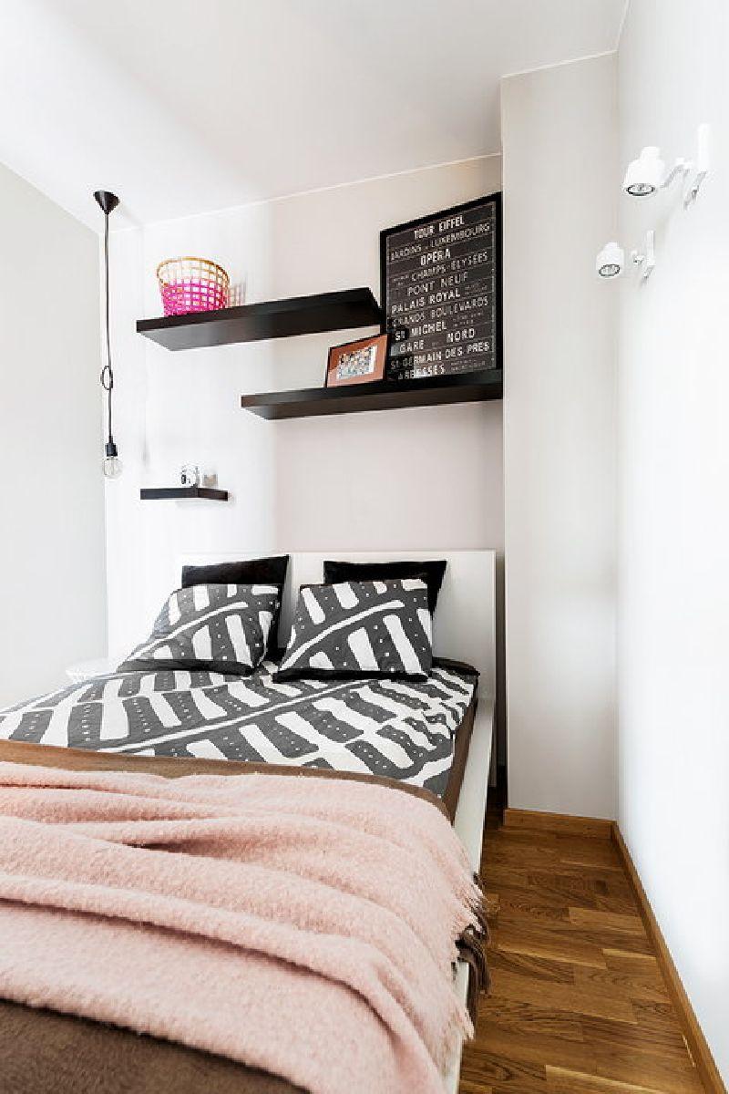 adelaparvu.com despre garsoniera de 35 mp cu pat si canapea, Foto Marcin Urban (3)