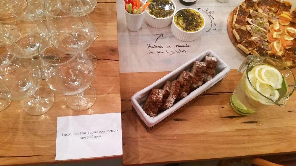 adelaparvu.com despre mansarda transformata in atelier culinar, Mazilique Studio, design arh. Eliza Yokina (10)