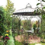 adelaparvu.com despre mobilier si chioscuri gradina, Mobila din Fier, Oradea (15)