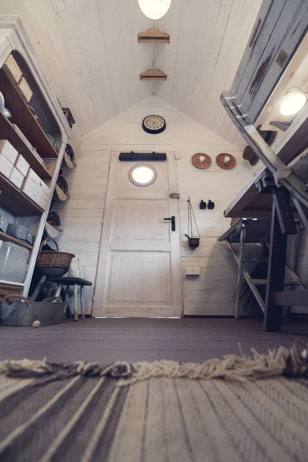 adelaparvu.com despre studio din lemn, Casutul, design Stefan Lazar, Ezzo Design, Foto Ezzo Design (5)