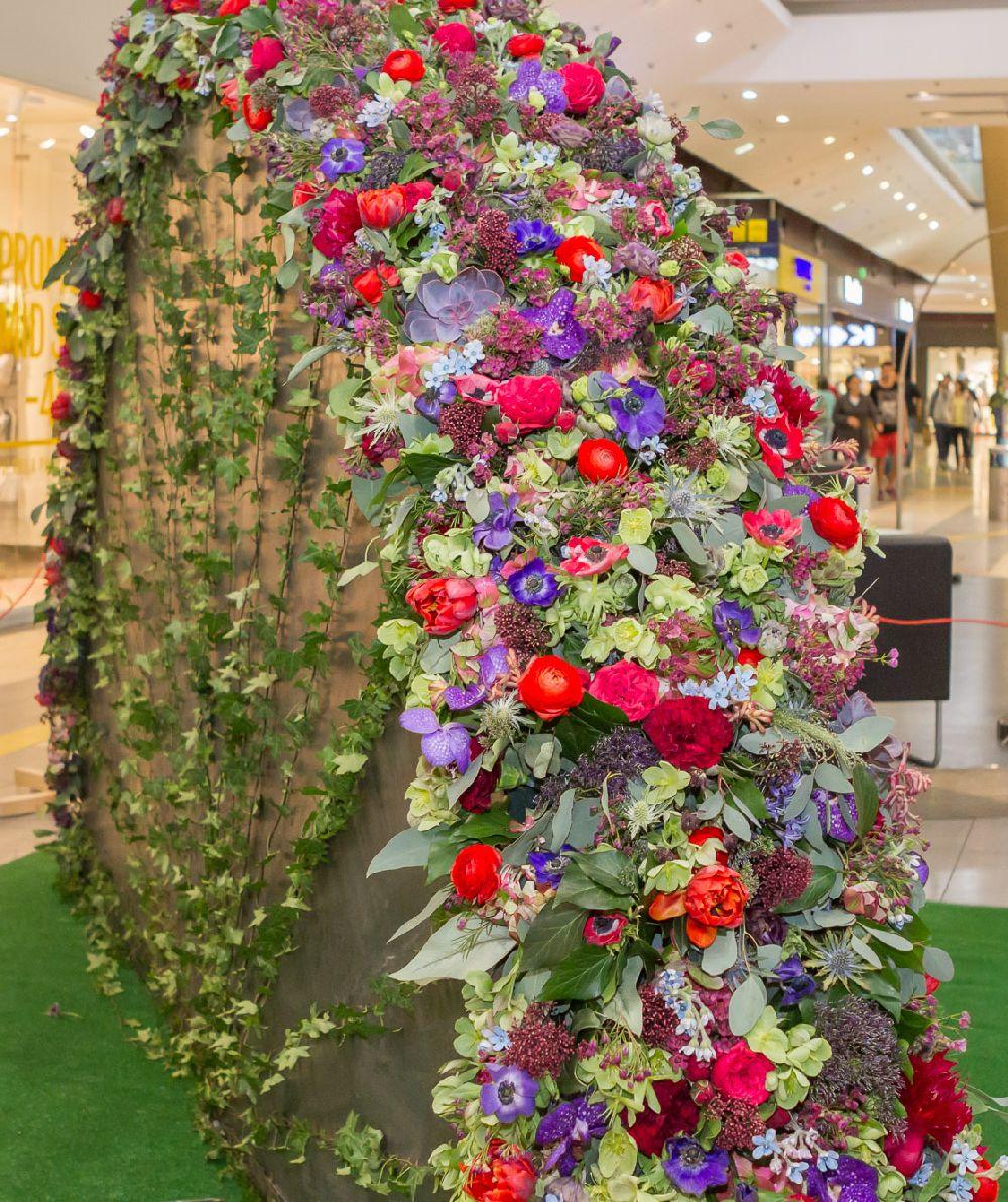 adelaparvu.com despre Floral Expo la Sun Plaza aprilie 2016, design floral Alexandru Dadoo, Maison Dadoo (4)