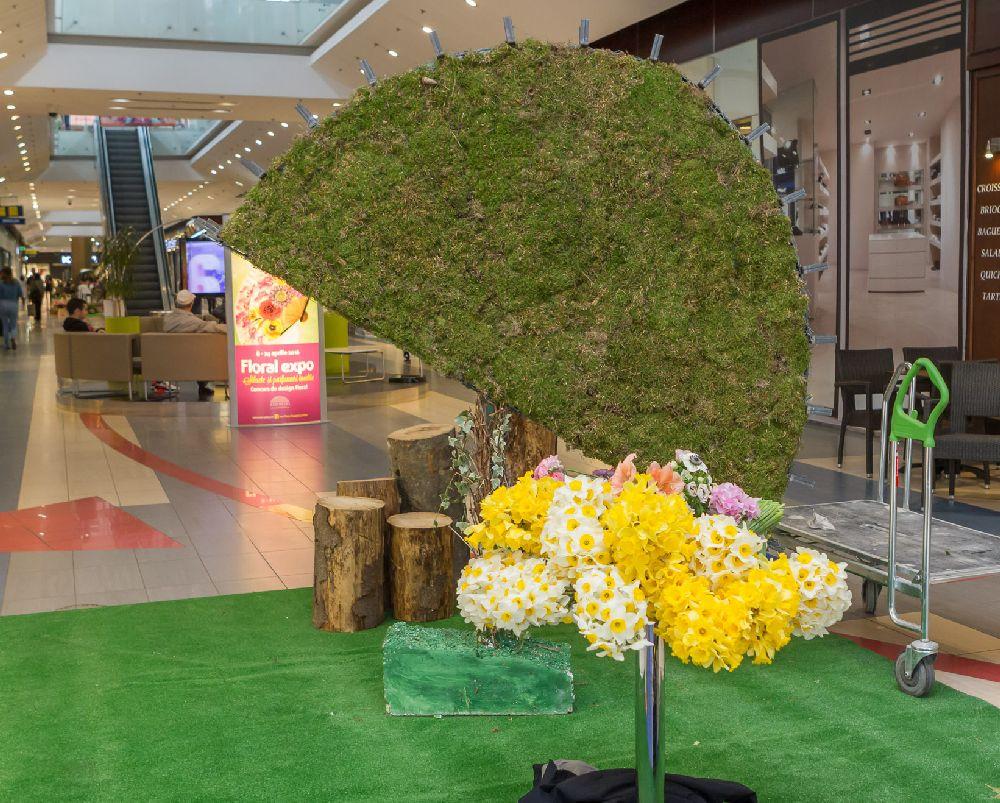 adelaparvu.com despre Floral Expo la Sun Plaza aprilie 2016, design floral Mihaela Gunta, The Wedding Company (1)