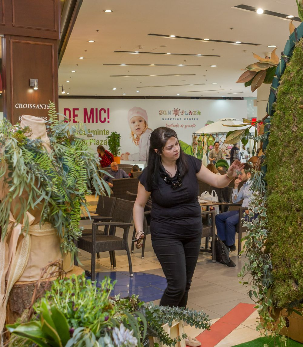 adelaparvu.com despre Floral Expo la Sun Plaza aprilie 2016, design floral Mihaela Gunta, The Wedding Company (8)
