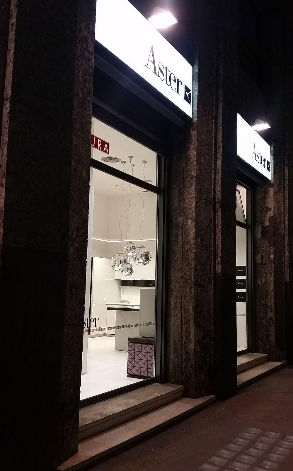 adelaparvu.com despre bucatarii in stil industrial, colectia Factory Aster Cucine (2)