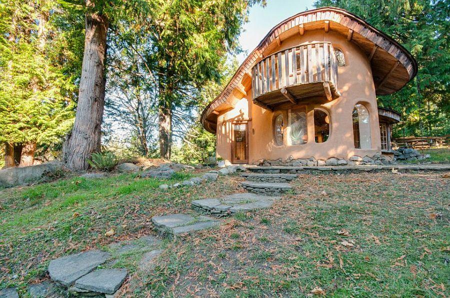 adelaparvu.com despre casa de vacnata din lut, Cob Cottage, canada, design Cobworks si Cob Cottage Company (16)