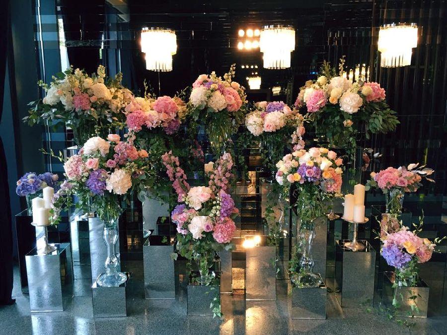 adelaparvu.com despre concurs floral Sun Plaza, florist Alex Dadoo, Maison Dadoo (2)