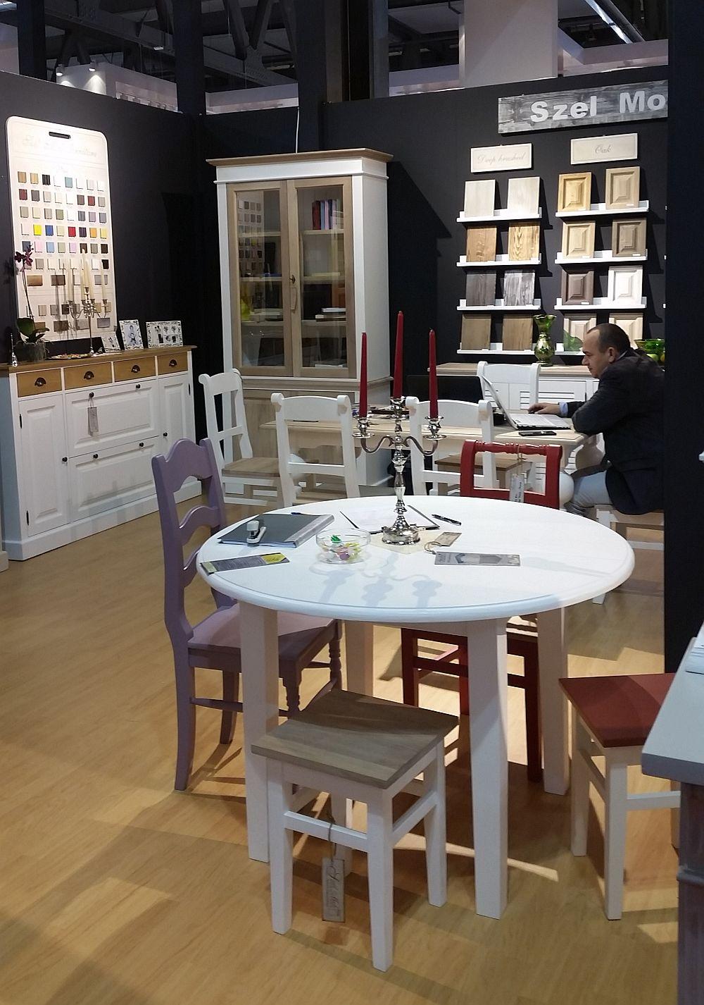 adelaparvu.com despre firme romanesti de mobila la Salone del Mobile Milano 2016, stand Szel Mob (2)