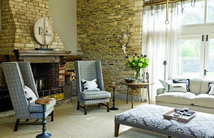 adelaparvu.com despre grajd de cai transformat in casa, design interior David Carden (17)