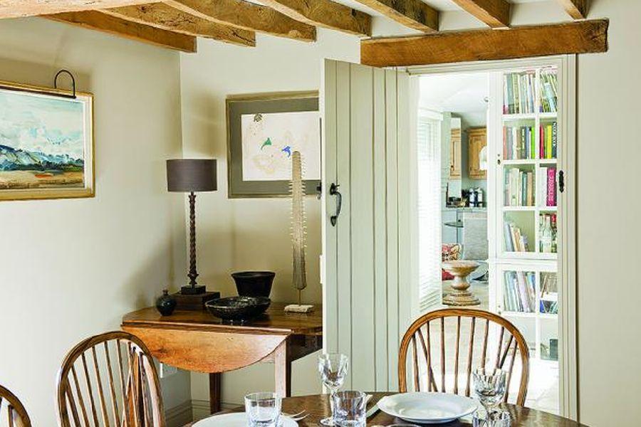 adelaparvu.com despre grajd de cai transformat in casa, design interior David Carden (19)