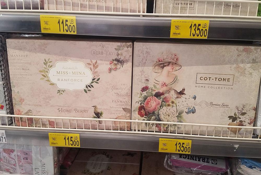 adelaparvu.com despre lenjerii de pat, colectia home la Carrefour (3)