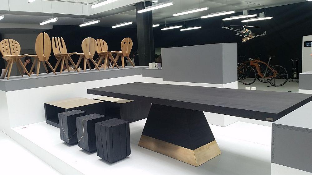 adelaparvu.com despre Romanian Design Week 2016, Materia, designer Cristian Branea