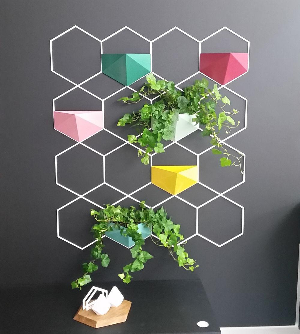 adelaparvu.com despre Romanian Design Week 2016, Vertical Garden, designer Agnes Lukacs