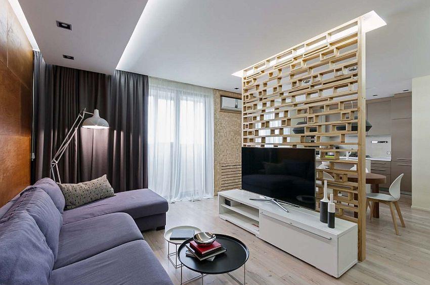 adelaparvu.com despre apartament de 2 camere amenajat modern, designer Eugene Meshcheruk, Foto Tatiana Kovalenko (1)