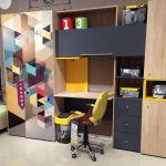 adelaparvu.com despre mobila din PAL imprimata digital la Casa Rusu (25)