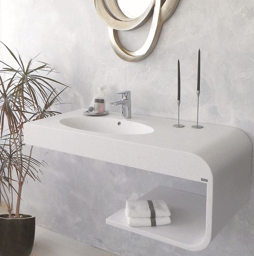 adelaparvu.com despre mobilier baie Kuma, in foto Concept KUMA KRISTIN
