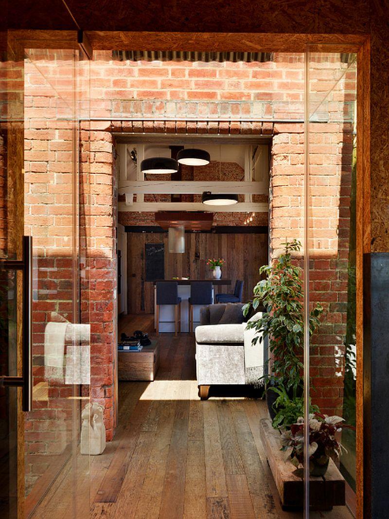 adelaparvu.com despre amenajare actuala, combinatie intre contemporan si rustic, designer Vanessa Weeks, Hobson Choice (6)