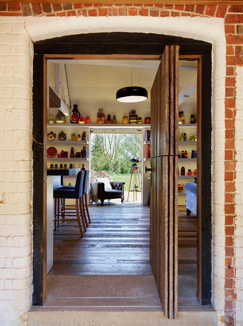 adelaparvu.com despre amenajare actuala, combinatie intre contemporan si rustic, designer Vanessa Weeks, Hobson Choice (9)