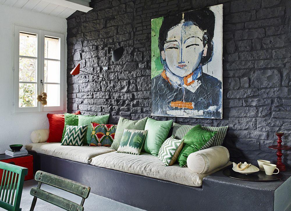 adelaparvu.com despre casa din piatra in stil eclectic, Umbria, designer Andrea Falkner, Foto Septimius Krogh (16)