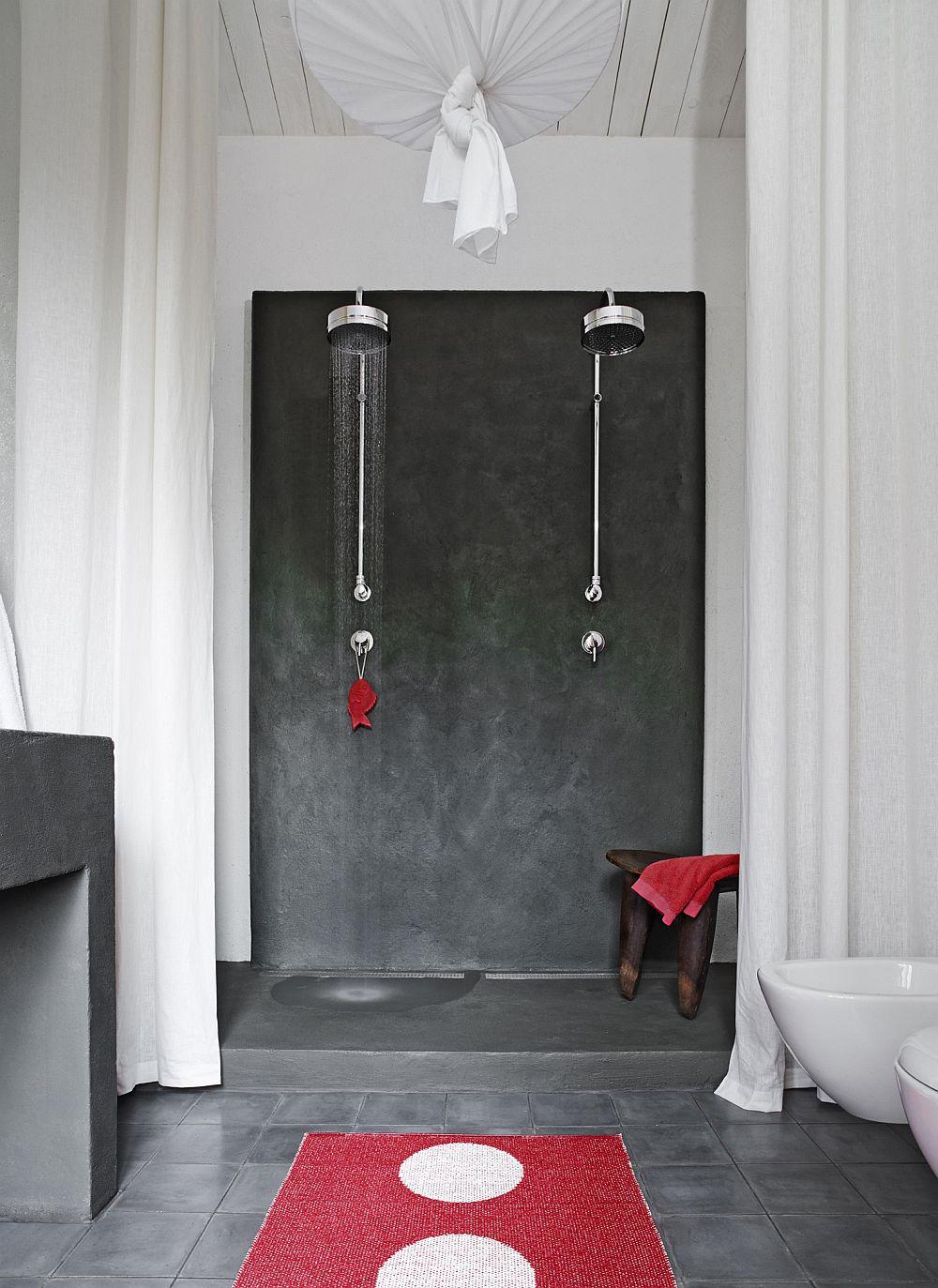adelaparvu.com despre casa din piatra in stil eclectic, Umbria, designer Andrea Falkner, Foto Septimius Krogh (24)