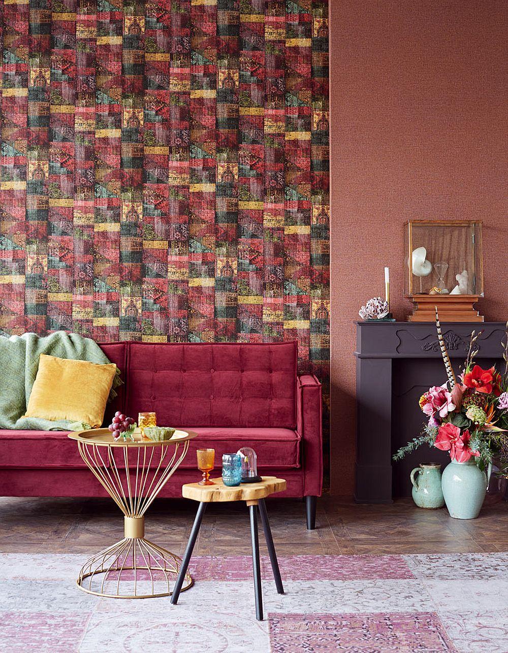Modele deosebite de tapet care-ți transformă ambientul casei ...