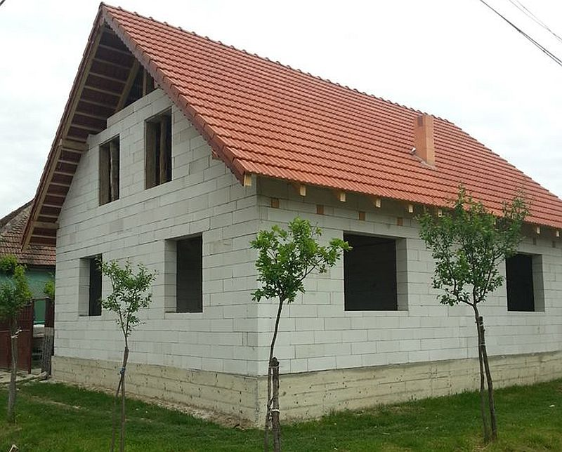 adelaparvu.com despre constructii din BCA cu Macon, Foto Lazar Construct (3)
