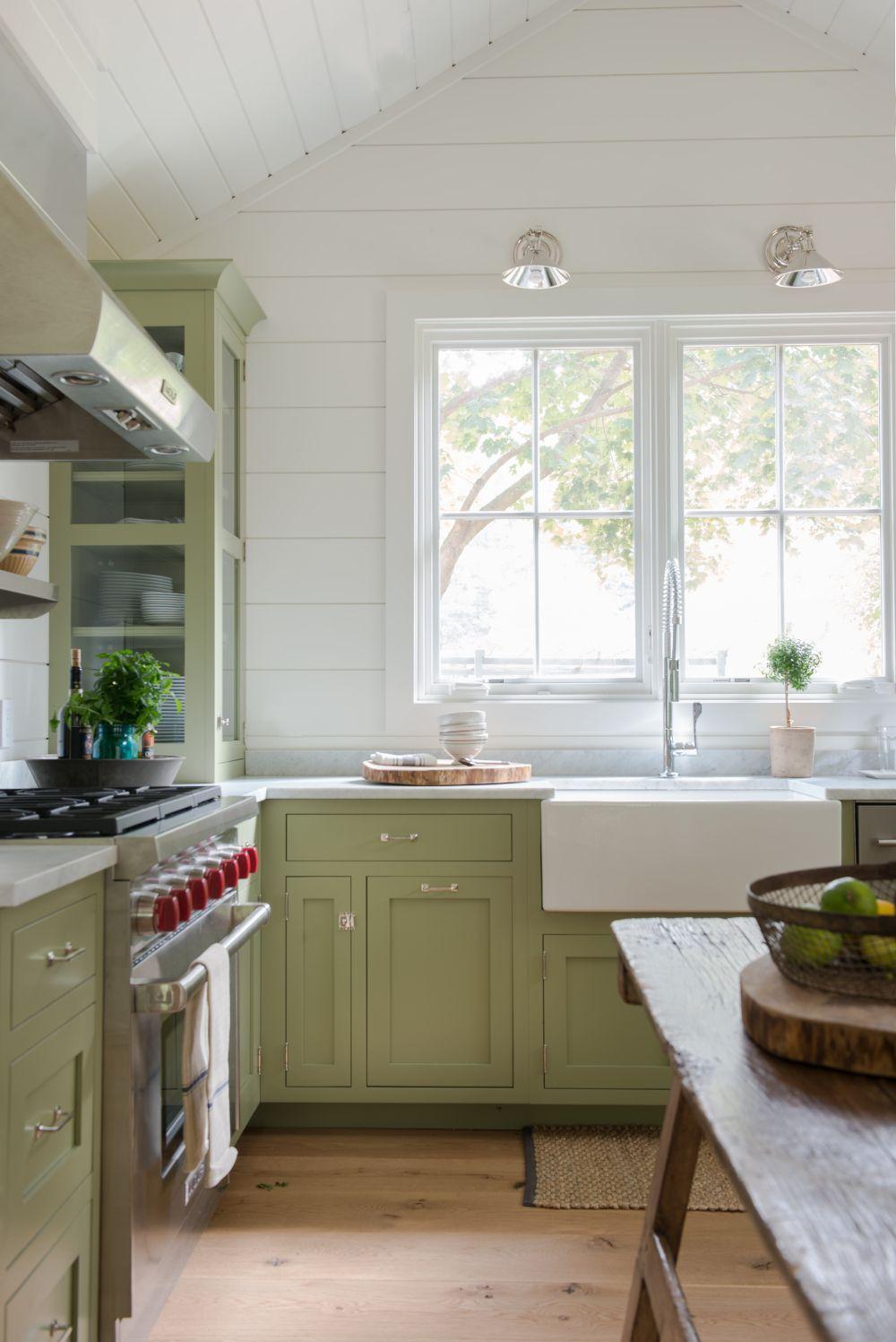 adelaparvu.com despre casa din lemn cu interior rustic actual, Design Kelly Mittleman, arch Mark Finlay, Foto Jane Beiles (10)