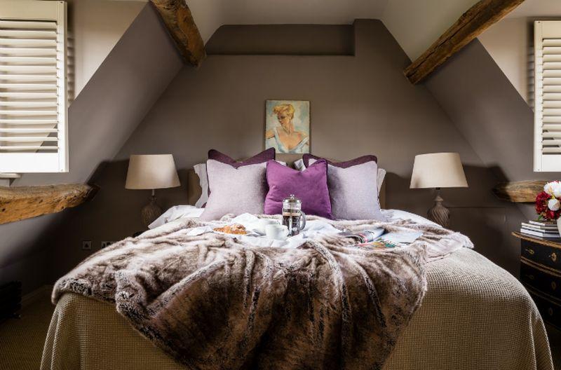 adelaparvu.com despre casa romantica englezeasca in Burford, Little Scarlet prin Unique Home Stays (1)