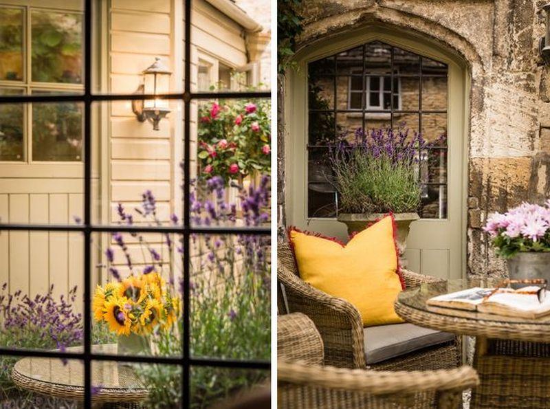 adelaparvu.com despre casa romantica englezeasca in Burford, Little Scarlet prin Unique Home Stays (15)