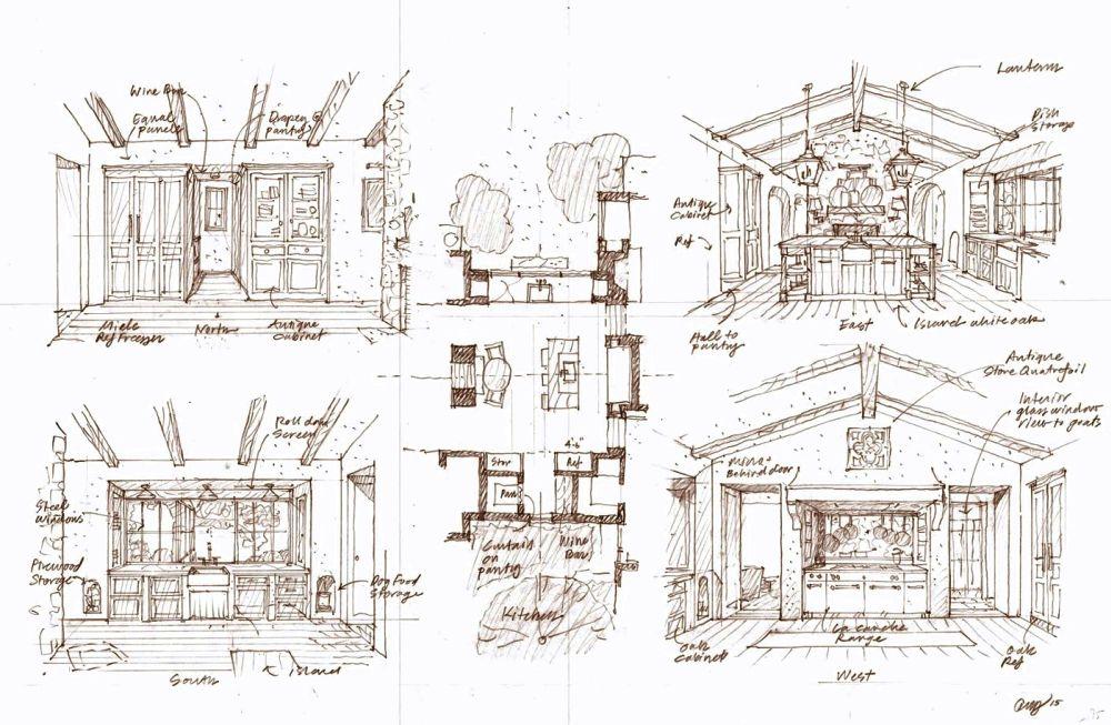 adelaparvu.com despre Patina Farm, California, arhitectura si design Giannetti Home (18)