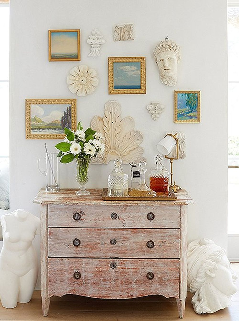 adelaparvu.com despre Patina Farm, California, birou Steve, arhitectura si design Giannetti Home (3)
