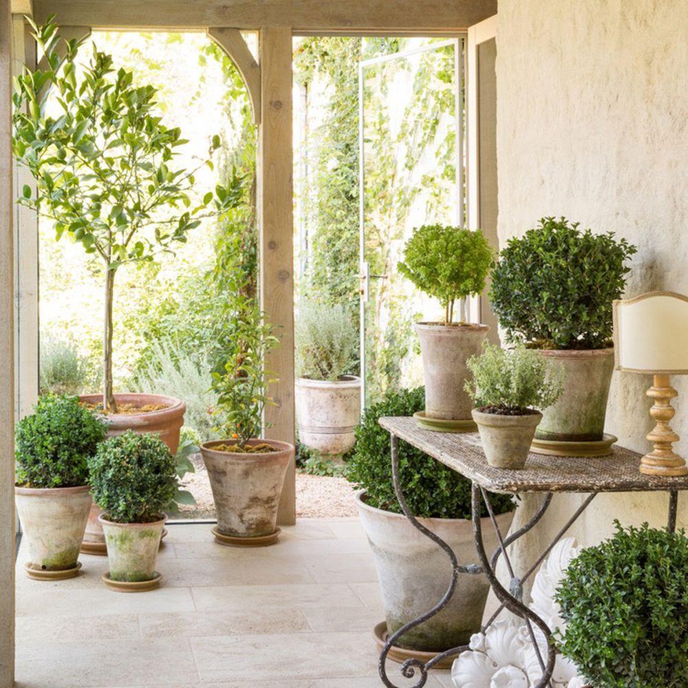 adelaparvu.com despre Patina Farm, California, living si sufragerie, arhitectura si design Giannetti Home (2)