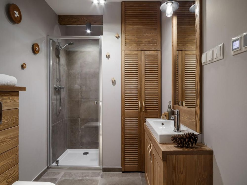 adelaparvu.com despre apartament 2 camere, 46 mp, in stil montan, Polonia, Foto TatryTop (9)