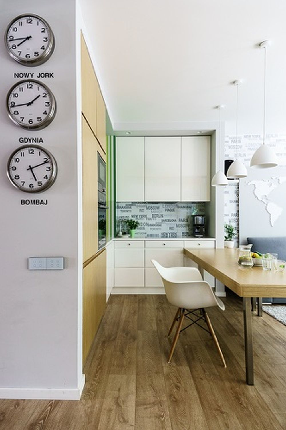 adelaparvu.com despre apartament 3 camere, Polonia, Design Saje Architekci, Foto foto&mohito (1)