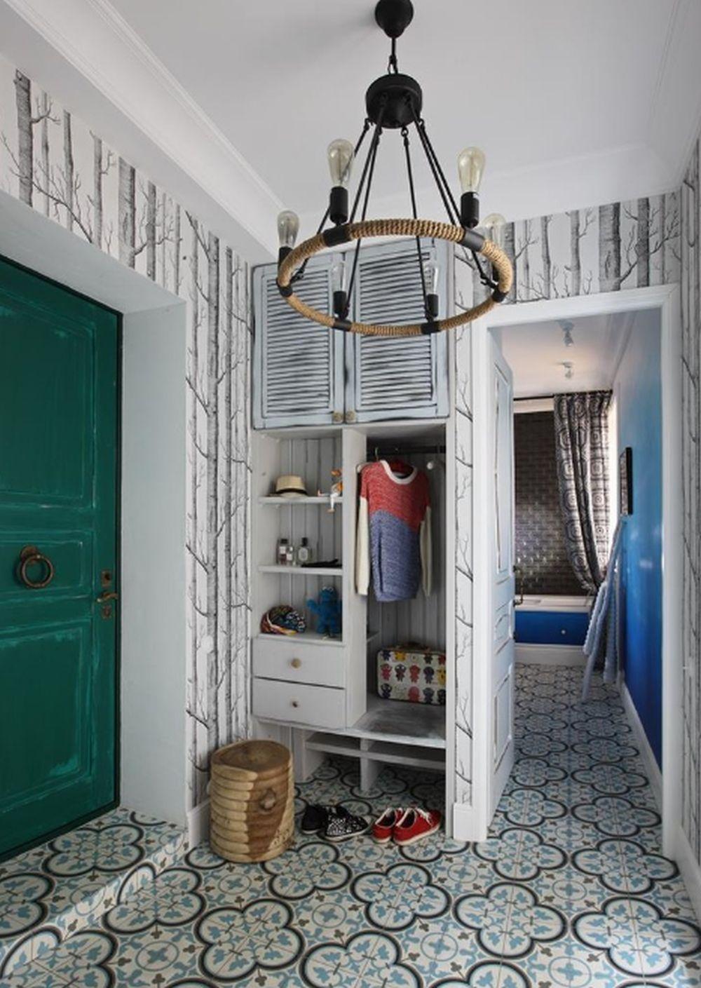 adelaparvu.com despre apartament 75 mp, Moscova, Designeri Anton si Ekaterina Korneev, Foto Mikhail Stepanov (4)