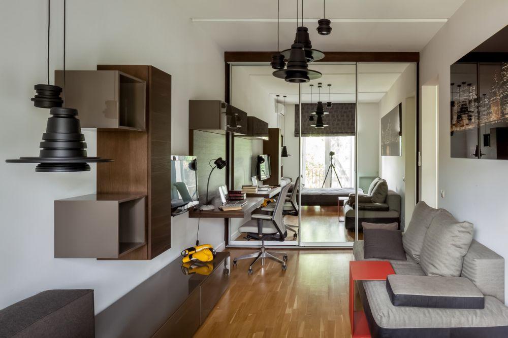 adelaparvu.com despre apartament de 3 camere, 82 mp, Moscova, Designer Xenia Turik (19)