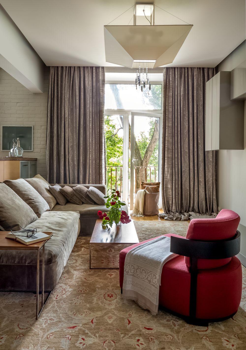 adelaparvu.com despre apartament de 3 camere, 82 mp, Moscova, Designer Xenia Turik (9)