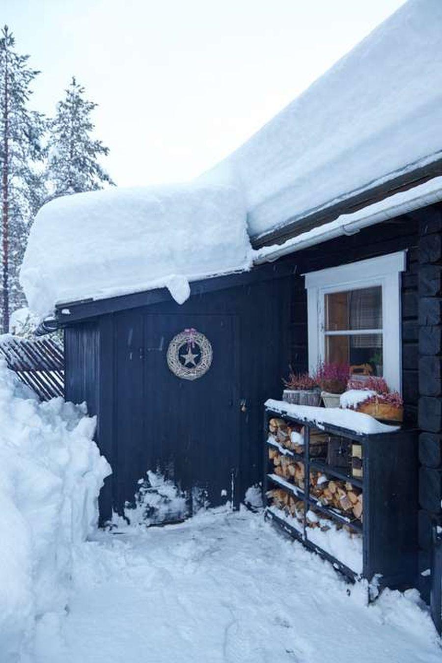 adelaparvu.com despre cabana din lemn Norvegia, Foto Ragnar Hartvig (5)