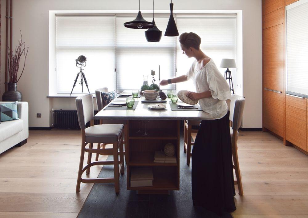 adelaparvu.com despre studio 33 mp, Moscova, design Enjoy Home Studio (6)