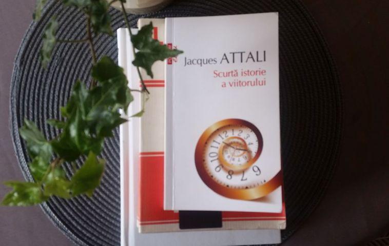 adelaparvu.com despre cartea Scurta istorie a viitorului de Jacques Attali