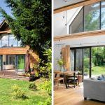 adelaparvu.com despre casa din lemn renovata, 155 mp, Polonia, arhitectura Agnieszka Usarek (2)